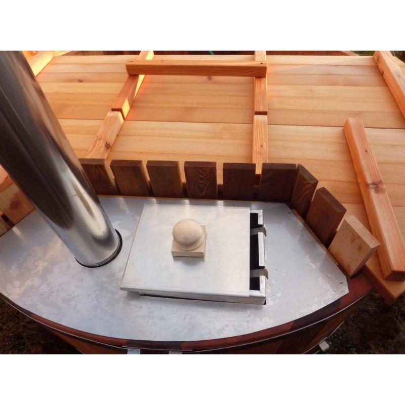 Bain nordique en bois 210 Premium