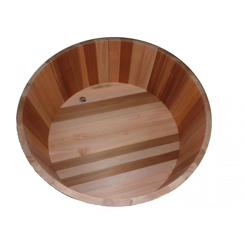 bain japonais en bois fabriqué en haute savoie par obiozz