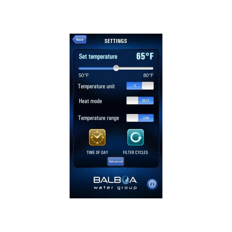 Module wifi pour système Balboa